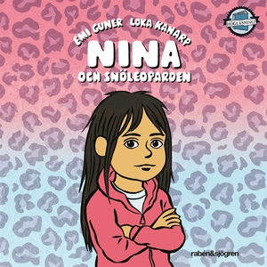 Nina och snöleoparden (ljudbok) av Emi Gunér