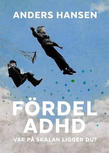 Fördel ADHD : var på skalan ligger du? (e-bok)