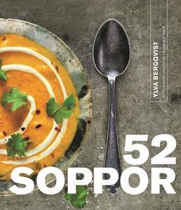 52 soppor (e-bok) av Ylva Bergqvist