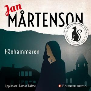 Häxhammaren (ljudbok) av Jan Mårtenson