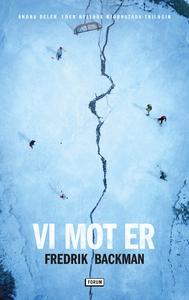 Vi mot er (e-bok) av Fredrik Backman