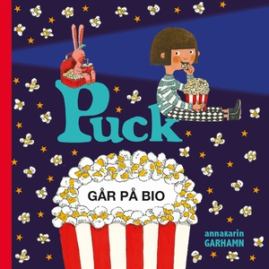Puck går på bio (e-bok) av Anna-Karin Garhamn