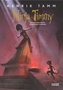 Ninja Timmy och de förlorade sångernas kammare