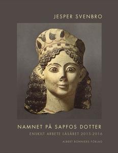 Namnet på Sapfos dotter : Enskilt arbete läsåre