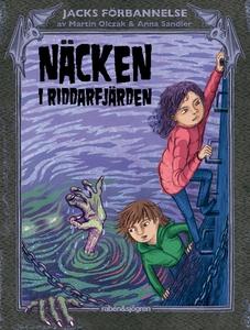 Näcken i Riddarfjärden (ljudbok) av Martin Olcz