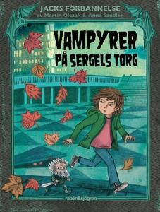 Vampyrer på Sergels torg (ljudbok) av Martin Ol