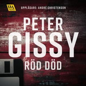 Röd död (ljudbok) av Peter Gissy