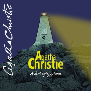 Askel tyhjyyteen (ljudbok) av Agatha Christie