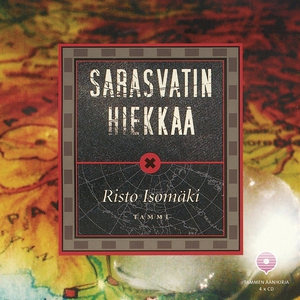 Sarasvatin hiekkaa (ljudbok) av Risto Isomäki,