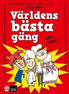Kaos i köket (e-bok) av Maja Lunde