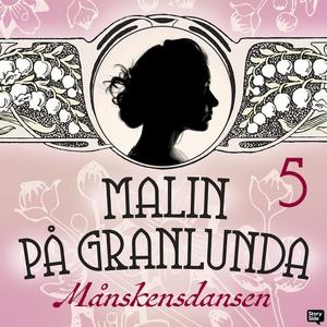 Månskensdansen (ljudbok) av Anne-Lise Boge
