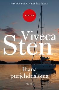 Ihana purjehdusloma (e-bok) av Viveca Sten