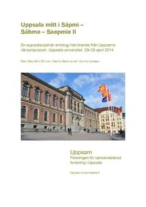 Uppsala mitt i Sápmi – Sábme – Saepmie II (e-bo