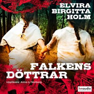 Falkens döttrar (ljudbok) av Elvira Birgitta Ho