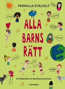 Alla barns rätt (e-bok) av Pernilla Stalfelt