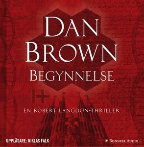 Begynnelse (ljudbok) av Dan Brown