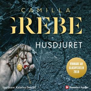 Husdjuret (ljudbok) av Camilla Grebe