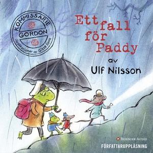 Kommissarie Gordon. Ett fall för Paddy (ljudbok
