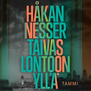 Taivas Lontoon yllä (ljudbok) av Håkan Nesser