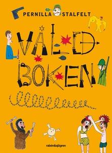 Våldboken (e-bok) av Pernilla Stalfelt
