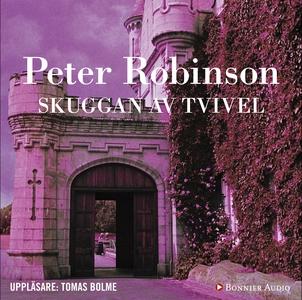 Skuggan av tvivel (ljudbok) av Peter Robinson