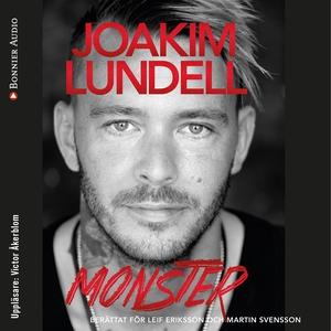 Monster (ljudbok) av Leif Eriksson, Martin Sven