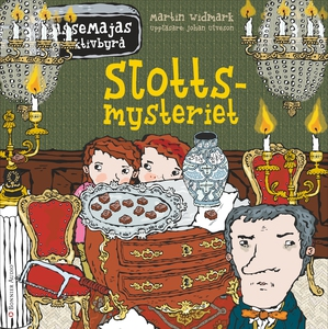 Slottsmysteriet (ljudbok) av Martin Widmark