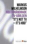 HBO förändrade tv-världen