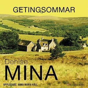 Getingsommar (ljudbok) av Denise Mina
