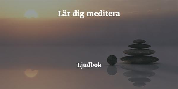 Meditera (ljudbok) av Rolf Jansson