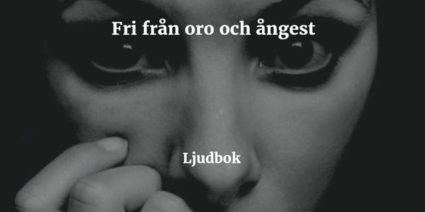 Ångest (ljudbok) av Rolf Jansson