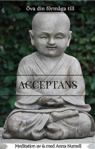 Öva din förmåga till ACCEPTANS (ljudbok) av Ann