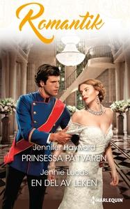 Prinsessa på tvären/En del av leken (e-bok) av
