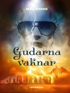 Gudarna vaknar (e-bok) av Maz Evans