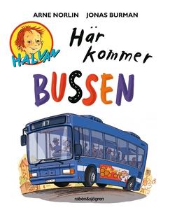 Här kommer bussen (e-bok) av Arne Norlin