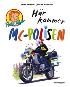 Här kommer MC-polisen (e-bok) av Arne Norlin