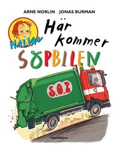 Här kommer sopbilen (e-bok) av Arne Norlin