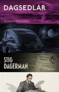Dagsedlar (e-bok) av Stig Dagerman