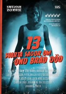 13 svarta sagor om ond bråd död (e-bok) av Joha