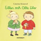 Ellen och Olle äter