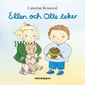 Ellen och Olle leker (e-bok) av Catarina Kruusv
