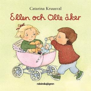 Ellen och Olle åker (e-bok) av Catarina Kruusva