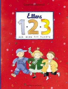 Ellens 123 (e-bok) av Catarina Kruusval