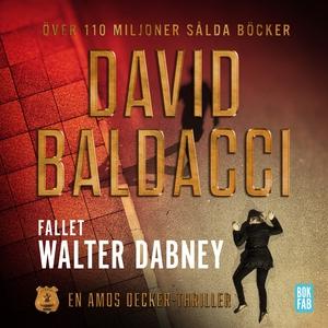 Fallet Walter Dabney (ljudbok) av David Baldacc