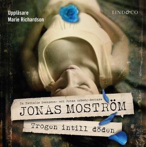 Trogen intill döden (ljudbok) av Jonas Moström