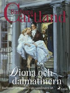 Diona och dalmatinern (e-bok) av Barbara Cartla