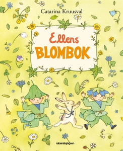 Ellens blombok (e-bok) av Catarina Kruusval