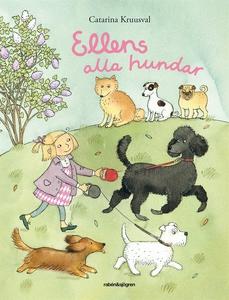 Ellens alla hundar (e-bok) av Catarina Kruusval