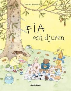 Fia och djuren (e-bok) av Catarina Kruusval