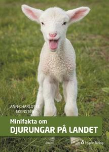 Minifakta om djurungar på landet (e-bok) av Ann